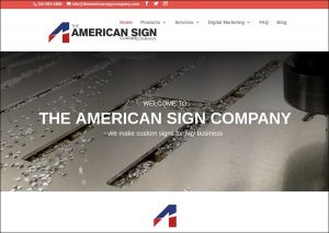 The American Sign Company